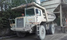 used Astra rigid dumper