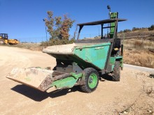 used Piquersa rigid dumper