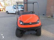 used Kubota mini-dumper
