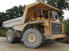 used Euclid Hitachi rigid dumper