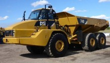 Caterpillar 740 Year 2011