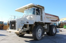 used Terex rigid dumper