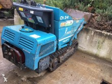 used Messersi mini-dumper
