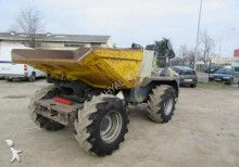 used Bergmann mini-dumper