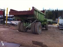 used Volvo rigid dumper