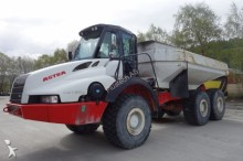 Astra articulated dumper