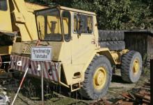 used Faun rigid dumper