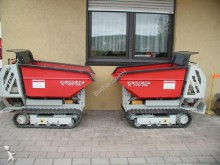 used Rotair mini-dumper