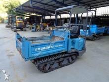 used Messersi track dumper