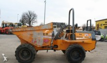 used Terex articulated dumper
