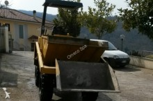 used Fiori articulated dumper