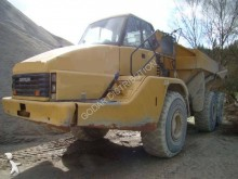 used Caterpillar articulated dumper