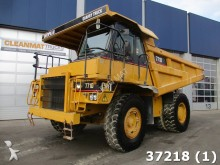 used Caterpillar rigid dumper