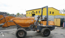 used Terex mini-dumper