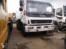 used Isuzu mini-dumper