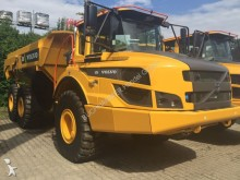new Volvo articulated dumper