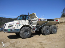 new Terex articulated dumper