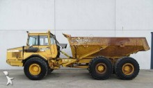 used Volvo articulated dumper