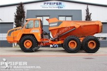 used Doosan articulated dumper