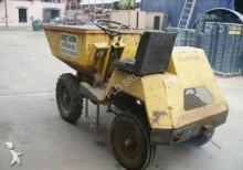 used Piccini mini-dumper