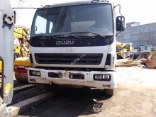 used Isuzu rigid dumper
