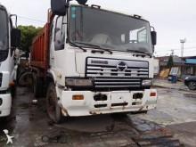 used Hino rigid dumper