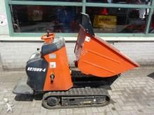 used Kubota mini-dumper