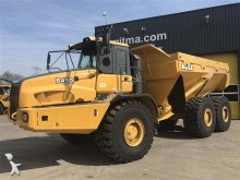 used Bell articulated dumper