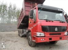 used Hinowa half-pipe tipper truck
