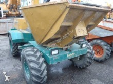 used Potratz mini-dumper