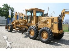 Caterpillar 140 G + frontblade NEW TIRES grader