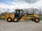 Caterpillar 12M demo with 380 hours grader