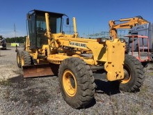 niveleuse New Holland RG170 B MOTOR GRADER WITH RIPPER *4500 HOURS*