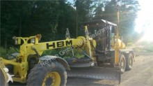 niveladora HBM BG 130 TA Grader - Klima Front- Mittelschar