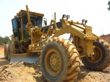 Caterpillar 140K, 765 HOURS Grader