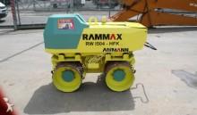 Ammann Rammax RW 1504-HF Grader