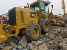 used Caterpillar grader