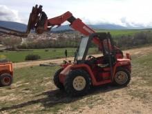 chariot élévateur de chantier Manitou occasion