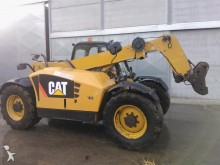 carretilla elevadora de obra Caterpillar TH 406 Agri
