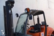 carrello elevatore da cantiere Ausa C 250 H X4