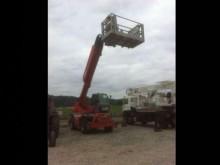 chariot élévateur de chantier Manitou MRT 2540