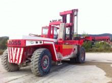 chariot élévateur de chantier LancerBoss