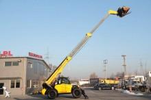 Haulotte HTL 4014 TELESCOPIC LOADER 16.7 meters HAULOTTE HTL 4014 4x4x4 heavy forklift