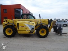 carretilla elevadora de obra New Holland LM1745