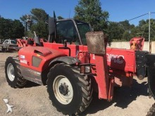 used Manitou heavy forklift