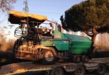 obras de carretera Vogele SUPER 1203