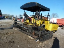 ABG Titan asphalt paving equipment