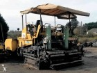 used Demag asphalt paving equipment
