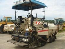Bitelli asphalt paving equipment