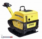used Bomag soil stabiliser